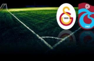 Trabzonspor ve Galatasaray'dan Maçka'daki...