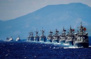 Türkiye ile Katar ortak deniz tatbikatı yapacak