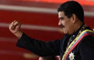 Venezuela Devlet Başkanı Maduro'dan ABD'nin...