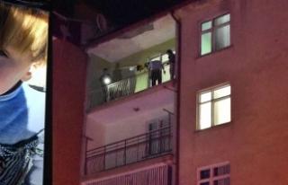4'ncü katın balkonunda düşen çocuk öldü
