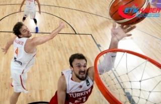 A Milli Basketbol Takımı Avrupa Şampiyonası'na...