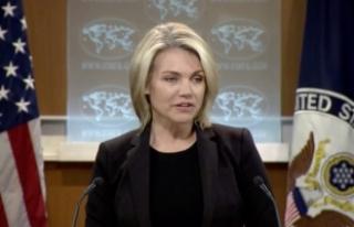 ABD Dışişleri Bakanlığı: İran halkı için...