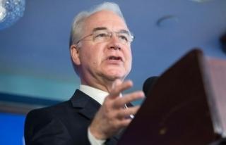 ABD Sağlık Bakanı Price istifa etti