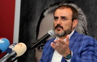 AKP'li Ünal: Bu mücadele de bir millet mücadelesidir