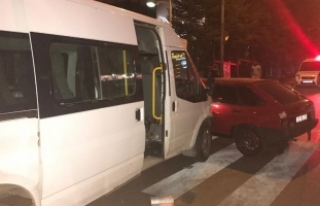 Ankara'da zincirleme kaza: 1 ölü, 4 yaralı