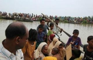 UNICEF: Bangladeş'e sığınan Arakanlı Müslüman...