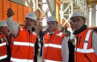 Bakan Özlü: Türk sanayisi için çok önemli adımlar...