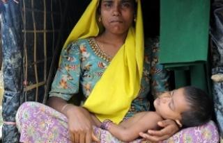Bangladeş'te bir haftada en az 200 Arakanlı...