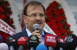Başbakan Yardımcısı Çavuşoğlu: Barzani referandum...