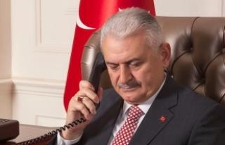 Başbakan Yıldırım, İran Cumhurbaşkanı Yardımcısı...