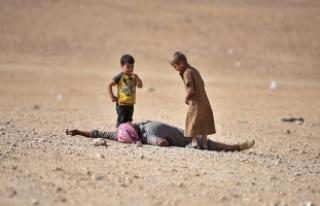 BM, Rakka'da mahsur kalan 15 bin sivil için...