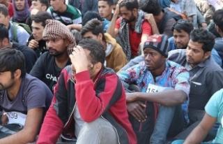 Bolu'da 121 yabancı uyruklu yakalandı