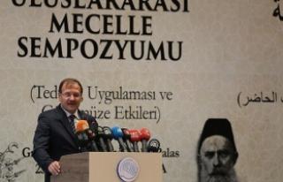 Çavuşoğlu: Kapı eşiğinde bekletilen bir Türkiye'nin...
