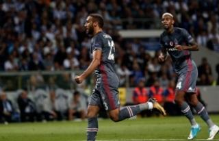 Cenk Tosun'un golü haftanın en iyisine aday