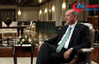 Cumhurbaşkanı Erdoğan: IKBY'ye yaptırımların...