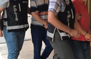 Denizli merkezli FETÖ operasyonu: 18 gözaltı