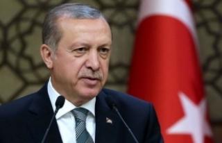 Erdoğan: Onların yeri Kandil, biliyorsunuz