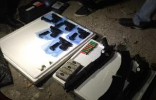 Fatih'te narkotik operasyonu, 4 gözaltı