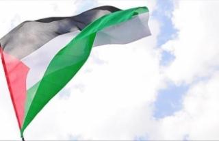 """Filistin'den Arap ve İslam dünyasına """"Kudüs""""..."""