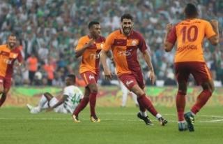 Süper Lig'in en istikrarlısı Galatasaray