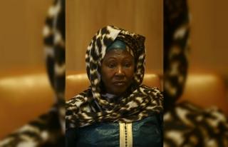 Gambiya heyeti TBMM'de