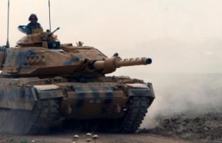 TSK unsurları İdlib'de keşif faaliyetlerine...