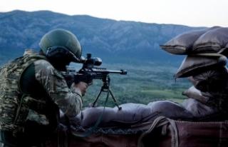 Teslim olan teröristler PKK'ya vurulan ağır...