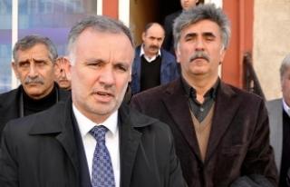 HDP Kars Milletvekili Bilgen'in tahliyesine itiraz