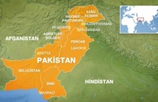 Pakistan ABD Büyükelçisini Dışişleri Bakanlığına...