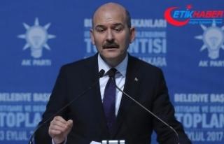 İçişleri Bakanı Soylu: Bizde teröristin belgesi...