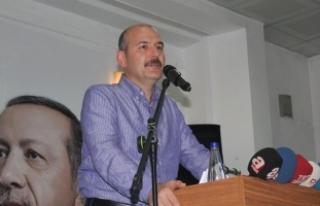 İçişleri Bakanı Soylu: CHP bütün niyetini açıkça...