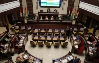 IKBY, Irak Parlamentosu tarafından çıkarılan kararları...
