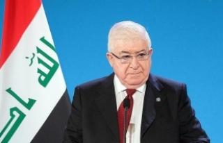 Irak Cumhurbaşkanı'ndan referandum açıklaması