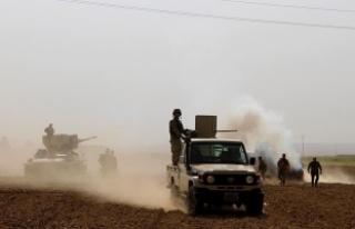 """Irak Ordusu, """"Kerkük'e Operasyon Başladı""""..."""