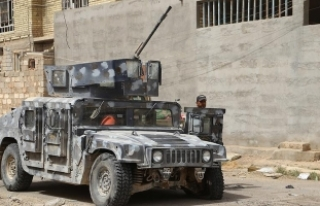 Irak ordusu Enbar'ın batısını DEAŞ'tan...