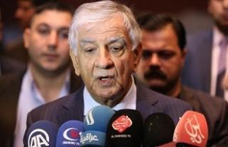 Irak Petrol Bakanı Luaybi: Kerkük petrolleri siyasi...