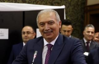 İstanbul Büyükşehir Belediye Başkanı Uysal,...
