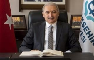 İstanbul Büyükşehir Belediyesi'nin yeni başkanı...