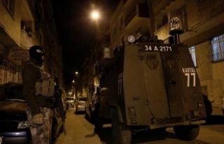 İstanbul'da DEAŞ'a ait 15 adrese baskın:...