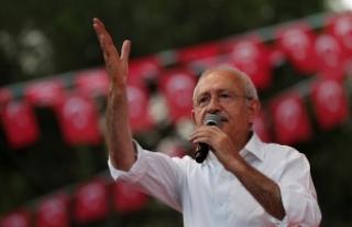 Kılıçdaroğlu: Neden üretici alın terinin karşılığını...