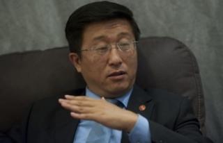 """Kuzey Kore'nin Madrid Büyükelçisi """"istenmeyen..."""