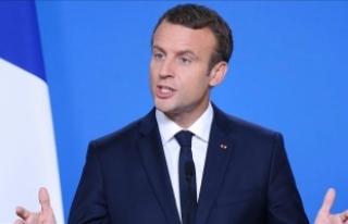 Fransa Cumhurbaşkanı Macron, BM Genel Kurulu'na...
