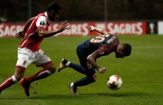 Medipol Başakşehir Braga'ya deplasmanda 2-1...