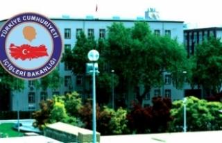 Merkez Valisi Kürklü FETÖ soruşturması kapsamında...