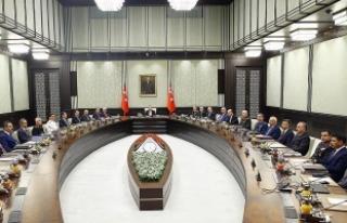 MGK Bildirisinden: Türkiye hudut bölgesinde her...