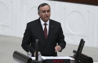 MHP'li Akçay: Afrin'e Girmeyin Demek, Pyd/Ypg'yi...
