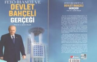 """MHP'li Yalçın'dan """"FETÖ İhaneti Ve Devlet..."""