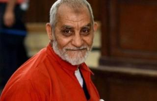 Mısır'da İhvan liderine müebbet hapis cezası
