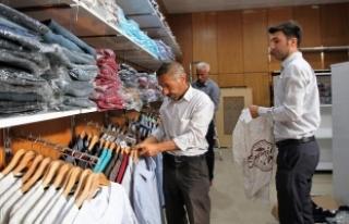 Muş'ta terör mağduru ailelere destek