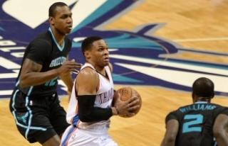Oklahoma, Westbrook ile sözleşme yeniledi